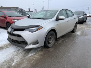 Used 2018 Toyota Corolla * LE * CAMÉRA DE RECUL *  SIÈGES CHAUFFANTS * for sale in Mirabel, QC