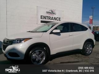 New 2021 Honda HR-V LX for sale in Cranbrook, BC