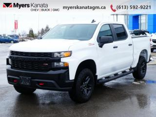 Used 2019 Chevrolet Silverado 1500 *CUSTOM TRAILBOSS V8* for sale in Kanata, ON