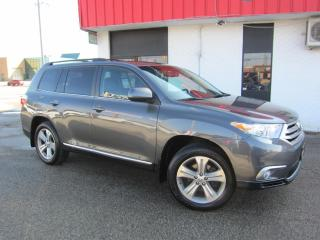 Used 2013 Toyota Highlander LE $14,995+HST+LIC FEE / CLEAN CARFAX / CERTIFIED / ALL WHEEL DRIVE for sale in North York, ON