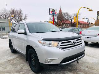Used 2013 Toyota Highlander Sport for sale in Regina, SK
