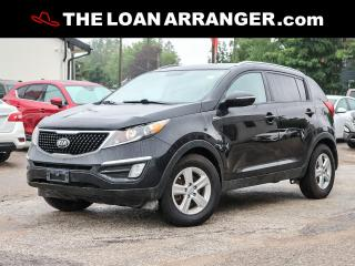 Used 2015 Kia Sportage for sale in Barrie, ON
