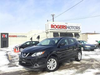 Used 2017 Nissan Qashqai 2.99% Financing - SV - SUNROOF - HTD SEATS - REVERSE CAM for sale in Oakville, ON