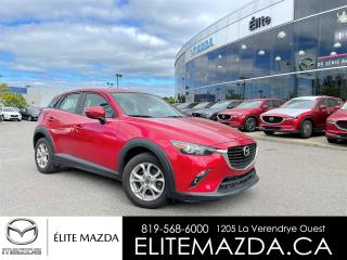 Used 2016 Mazda CX-3 GS AWD for sale in Gatineau, QC