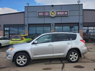 Used 2010 Toyota RAV4 4WD 4DR V6 LIMITED for sale in Thunder Bay, ON