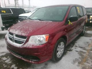 Used 2015 Dodge Grand Caravan CANADA VALUE PACKAGE for sale in Waterloo, ON