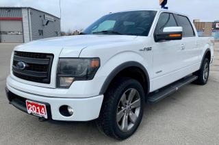 Used 2014 Ford F-150 for sale in Chatham, ON