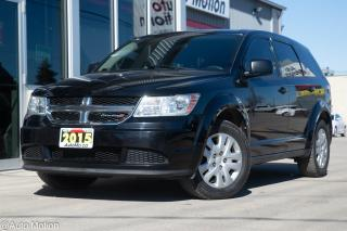 Used 2015 Dodge Journey CVP/SE Plus for sale in Chatham, ON