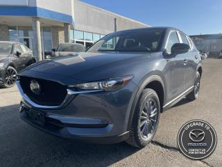 New 2021 Mazda CX-5 GS -  Power Liftgate for sale in Steinbach, MB