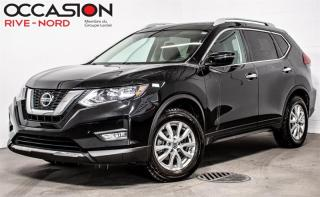 Used 2018 Nissan Rogue SV AWD MAGS+CAM.RECUL+SIEGES.CHAUFFANTS for sale in Boisbriand, QC