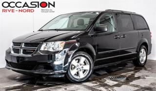 Used 2016 Dodge Grand Caravan CVP MAGS+A/C+GR.ELECTRIQUE for sale in Boisbriand, QC