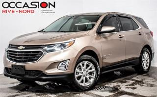 Used 2018 Chevrolet Equinox 1LT AWD MAG+SIEGES.CHAUFFANTS+CAM.RECUL for sale in Boisbriand, QC