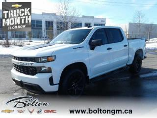 New 2021 Chevrolet Silverado 1500 Custom - Rally Edition for sale in Bolton, ON