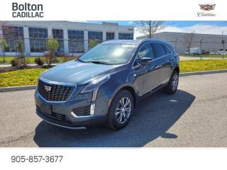 New 2021 Cadillac XT5 Premium Luxury - Leather Seats - $390 B/W for sale in Bolton, ON