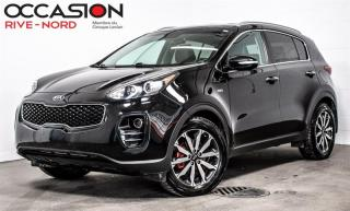 Used 2018 Kia Sportage EX AWD CUIR+MAGS+SIEGES.CHAUFFANTS+CAM.RECUL for sale in Boisbriand, QC