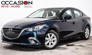 Used 2015 Mazda MAZDA3 GX MAGS+BLUETOOTH for sale in Boisbriand, QC