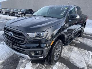 New 2021 Ford Ranger Lariat 4X4 SUPERCREW LARIAT for sale in Cornwall, ON