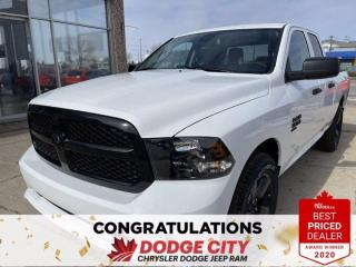 New 2021 RAM 1500 Classic Express | 4X4 | Quad Cab | 6'4 Box for sale in Saskatoon, SK