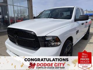 New 2021 RAM 1500 Classic Express | 4X4 | Quad Cab | 6'4 Box for sale in Saskatoon, SK