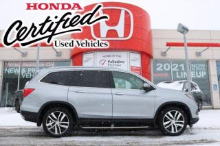 Used 2018 Honda Pilot Touring for sale in Sudbury, ON