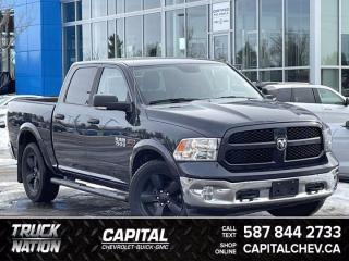 Used 2018 RAM 1500 OUTDOORSMAN for sale in Calgary, AB