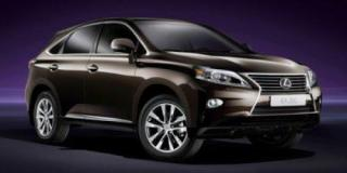 Used 2014 Lexus RX 350 Technology Package for sale in Edmonton, AB