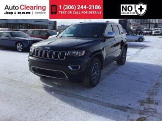 Used 2017 Jeep Grand Cherokee Limited for sale in Saskatoon, SK