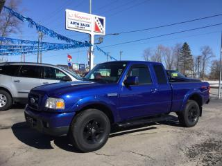Used 2006 Ford Ranger SPORT for sale in Welland, ON