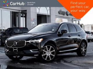 Used 2020 Volvo XC60 T6 AWD Inscription Heated & Vented Seats Panoramic Roof for sale in Thornhill, ON