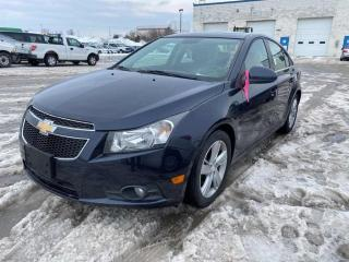 Used 2014 Chevrolet Cruze for sale in Innisfil, ON