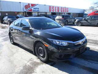 Used 2017 Honda Civic EX ~ REAR/SIDE CAM ~ WINTER TIRES ~ BSA ~ LDW for sale in Toronto, ON