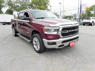 Used 2019 RAM 1500 Big Horn Lone Star Fully Loaded for sale in Windsor, ON
