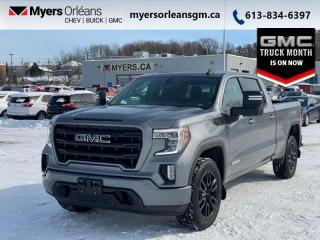 Used 2021 GMC Sierra 1500 Elevation  - Sunroof for sale in Orleans, ON