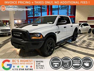 New 2021 RAM 1500 Classic Classic Warlock HEMI for sale in Richmond, BC