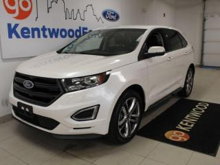 Used 2016 Ford Edge Sport | AWD | Heated/Cooled Seats | Clean Carproof for sale in Edmonton, AB