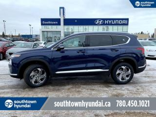 New 2021 Hyundai Santa Fe Preferred - Bluelink/Push Button Start/8 Way Pwr Driver/Blindspot Monitor/Rear Cross Traffic/Reverse Sensors/Safe Exit Assist/Dual Zone Climate for sale in Edmonton, AB