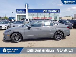 New 2021 Hyundai Sonata Luxury - 1.6T Leather, 360 Cam, Memory Seats, Bose Sound System for sale in Edmonton, AB