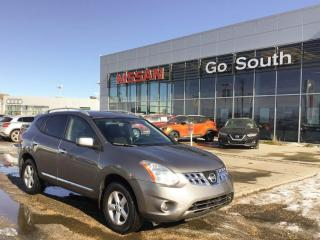 Used 2013 Nissan Rogue S, AWD, AUTO, SUNROOF for sale in Edmonton, AB