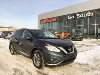 Used 2016 Nissan Murano S, NAVIGATION, FWD for sale in Edmonton, AB