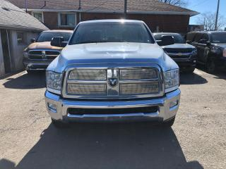 Used 2012 RAM 2500 SLT for sale in Hamilton, ON