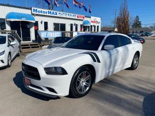 Used 2012 Dodge Charger SXT-LOW KMS-SUNROOF for sale in Stoney Creek, ON