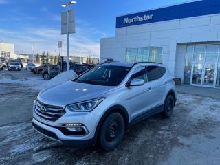 Used 2017 Hyundai Santa Fe Sport PREMIUM/HEATEDSTEERINGANDSEATS/POWERSEAT/DUALCLIMATE for sale in Edmonton, AB