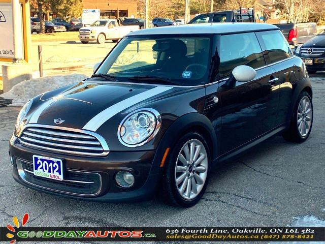 2012 MINI Cooper NO ACCIDENT|PUSH START|BLUETOOTH|CERTIFIED