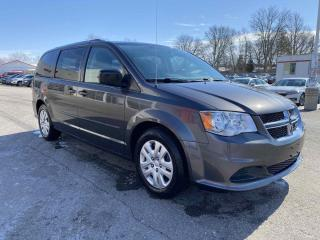 Used 2017 Dodge Grand Caravan SXT 4dr Passenger Van for sale in Brantford, ON