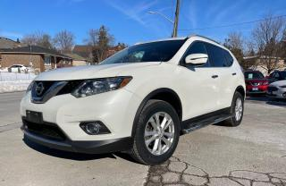 Used 2016 Nissan Rogue SV AWD for sale in Bradford, ON