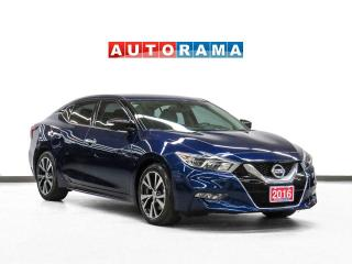Used 2016 Nissan Maxima Navigation Leather Backup Camera for sale in Toronto, ON