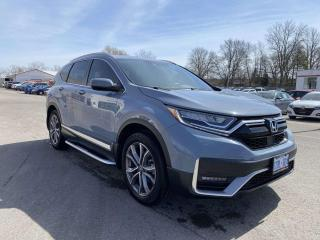 Used 2020 Honda CR-V Touring 4dr AWD Sport Utility for sale in Brantford, ON
