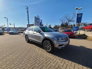 Used 2020 Volkswagen Tiguan COMFORTLINE for sale in Pickering, ON