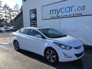 Used 2016 Hyundai Elantra GLS SUNROOF, 17