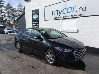 Used 2017 Hyundai Elantra GL HEATED SEATS, ALLOYS, BACKUP CAM!! for sale in Richmond, ON